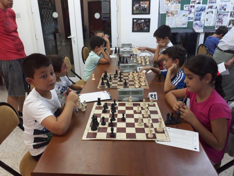 Yusuf Değirmencioğlu Satranç Turnuvası 2 nci tur oynandı