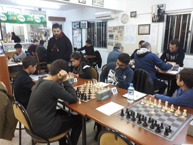 Dormen Bilişim Satranç Turnuvasının 2 nci Turu Oynandı