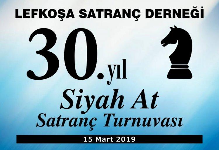 Siyah At Turnuvası 30 ncu Yılında