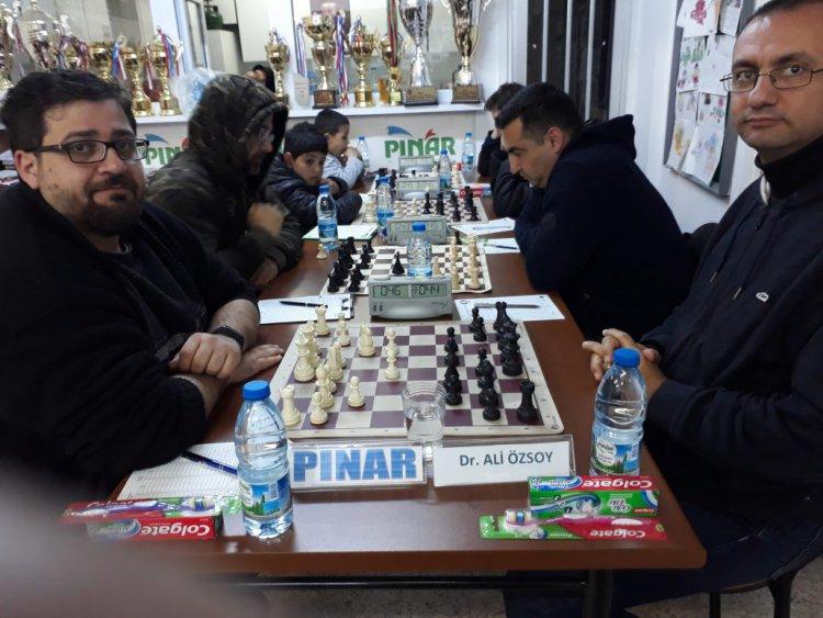 30 ncu Siyah At Satranç Turnuvasının 2 nci Tur u 22 Mart Cuma Oynanıyor