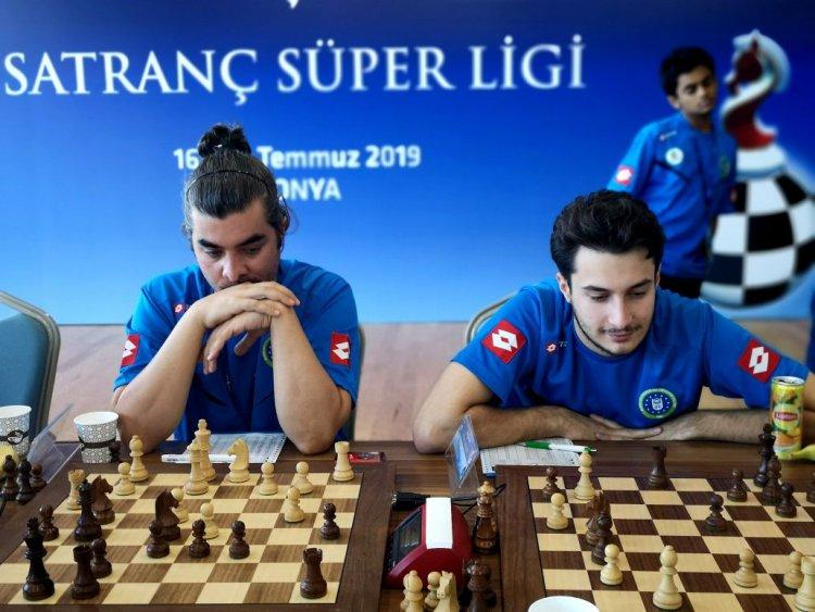 Türkiye İş Bankası Satranç Süper Ligi