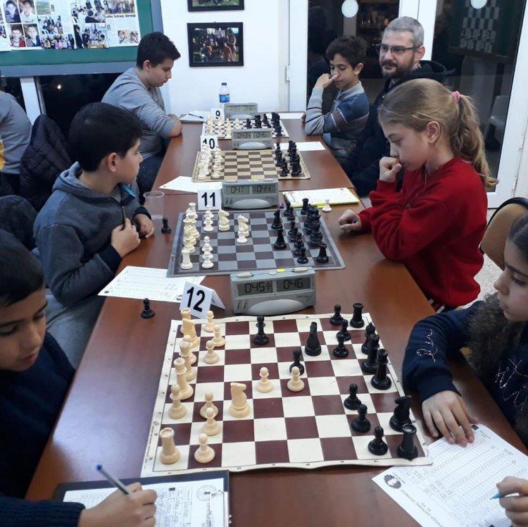 2. Dormen Bilişim Anı Satranç Turnuvası 3 ncü tur oynandı