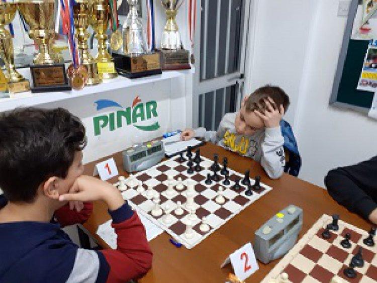 25 inci Salih Başman Anı Satranç Turnuvası
