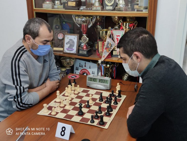 Reha Caner Anı Satranç Turnuvası 2020
